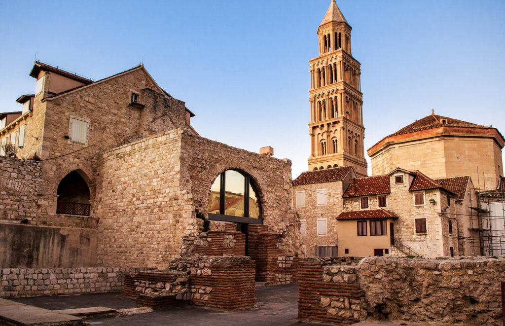 city of Split - Croatia